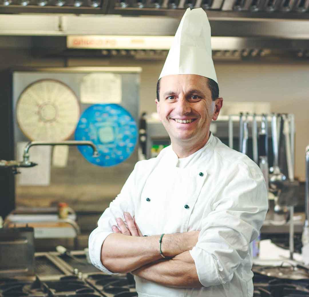 Chef Angelo