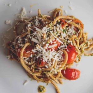 Spaghetti cacio